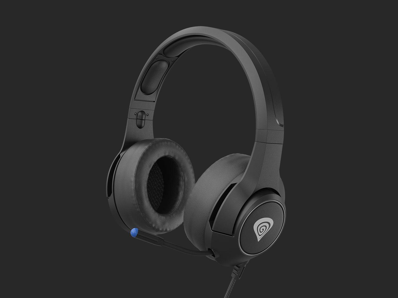 Produkty 3d słuchawki Genesis