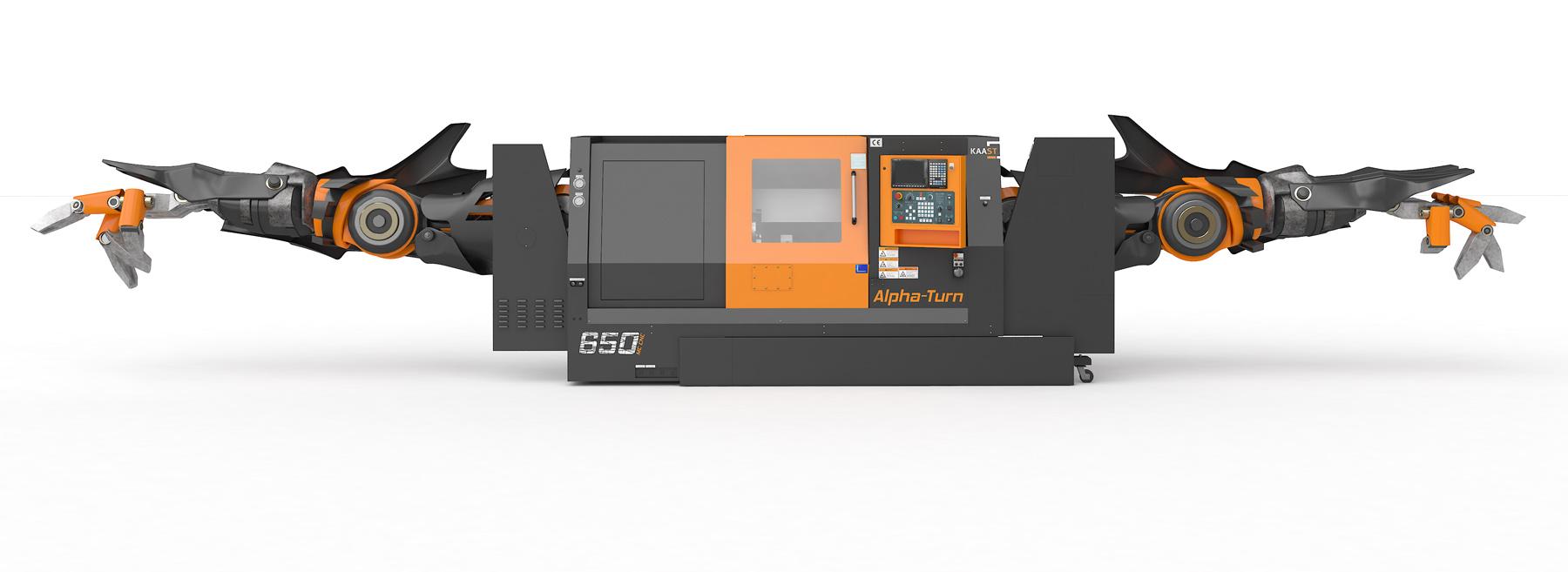 3d graphics transformer CNC