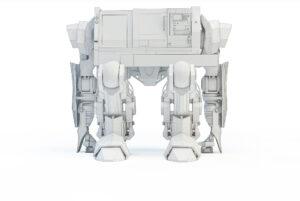 robot-3d-ploter-widok-siatki