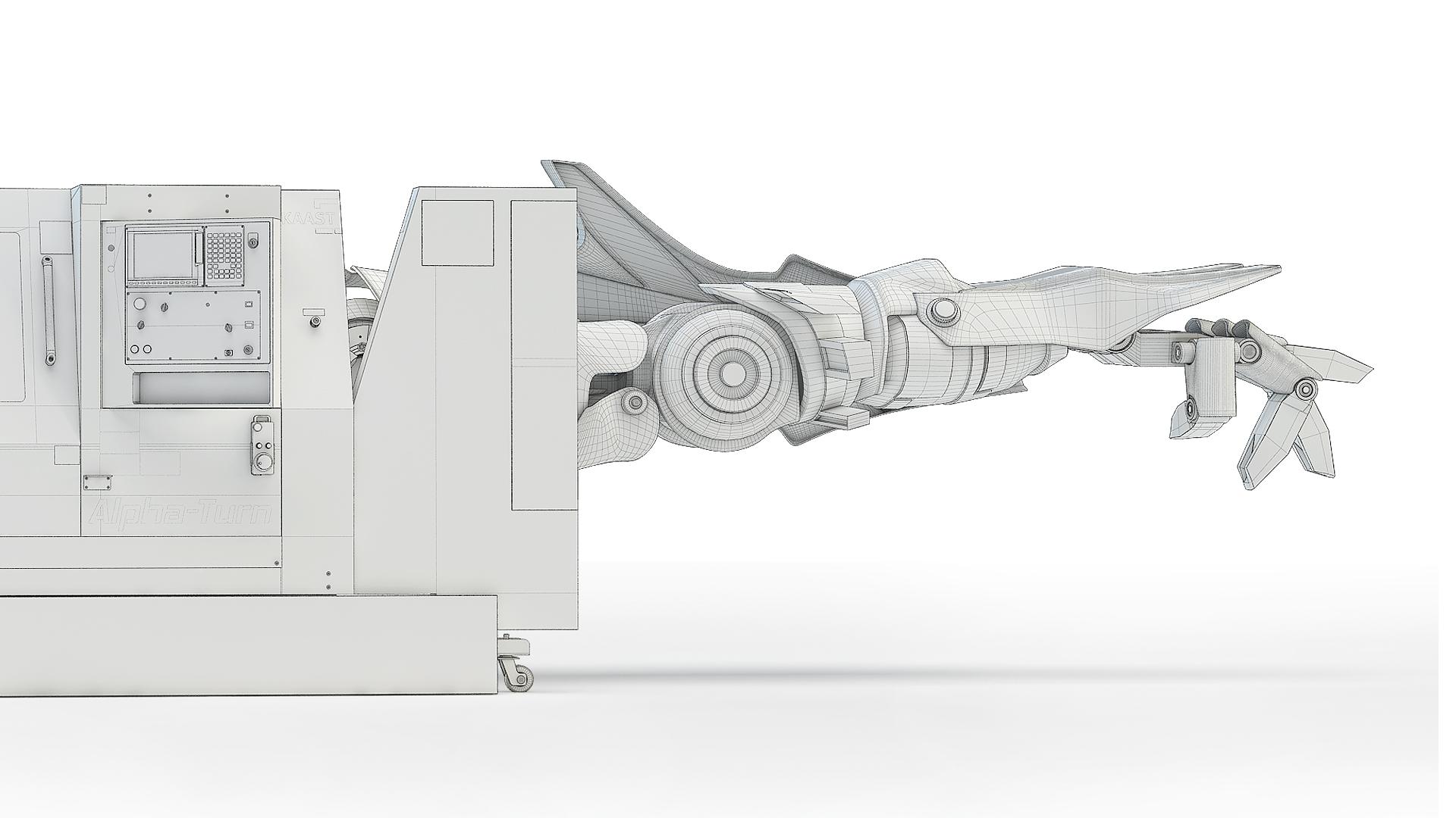 robot-transformacja-widok-siatki